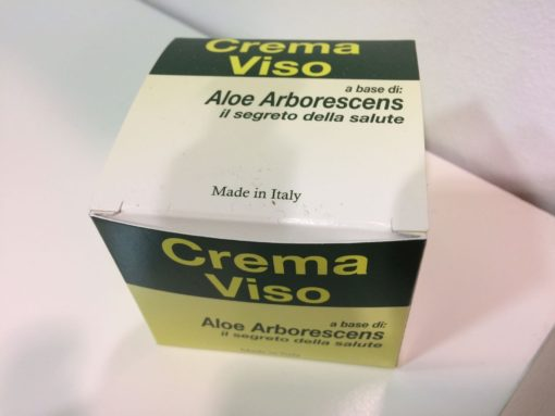 Crema Aloe Viso